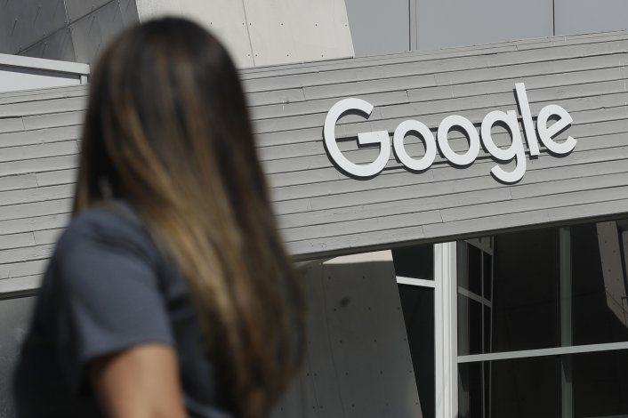 Empleados piden a Google luchar contra cambio climático