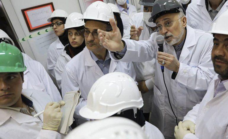 Irán anuncia más novedades en su programa nuclear