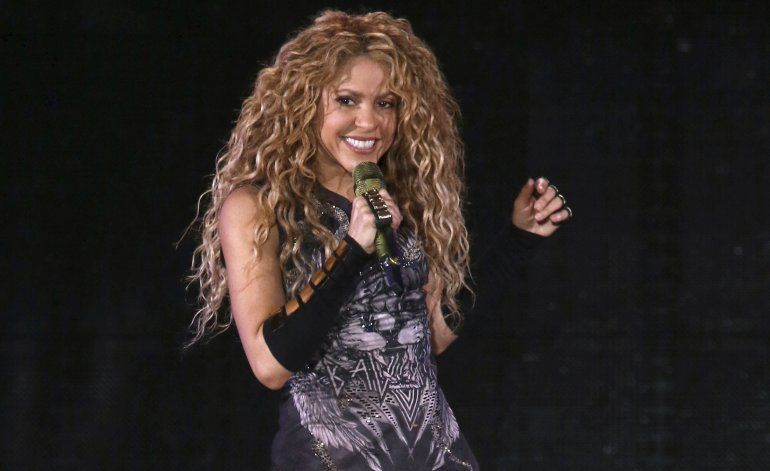 Shakira planea un homenaje latino en el Super Bowl