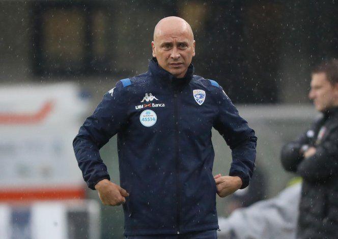 Brescia contrata a Grosso como DT tras despedir a Corini