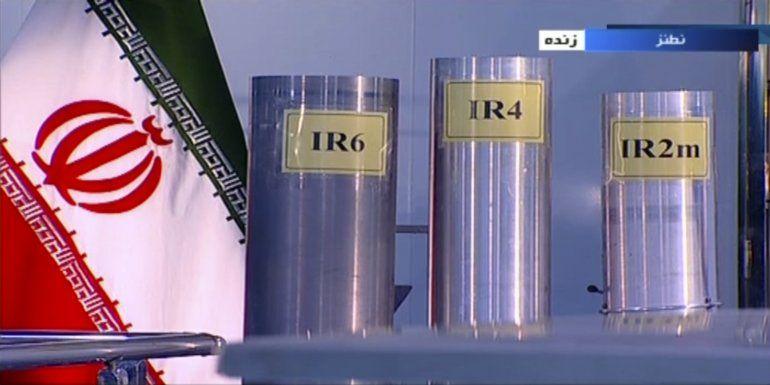 AP Explica: Instalación nuclear iraní dentro de una montaña