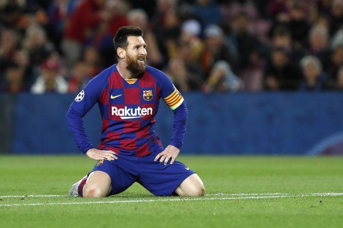 Barcelona se atasca con un 0-0 en casa ante Slavia Praga