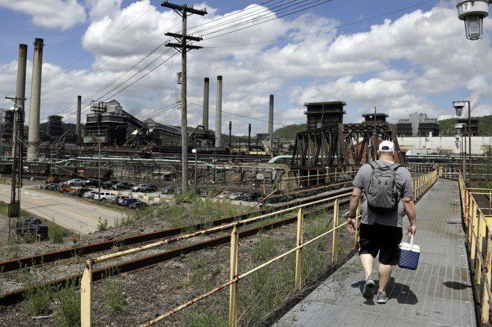 Aranceles de Trump no reactivan industria siderúrgica