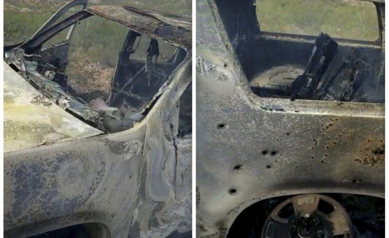 Cártel mexicano asesina a 9 estadounidenses en emboscada