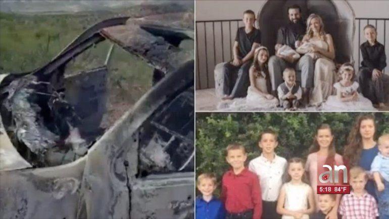 Nueve miembros de una familia Mormona brutalmente asesinados por el Narcotráfico  en México