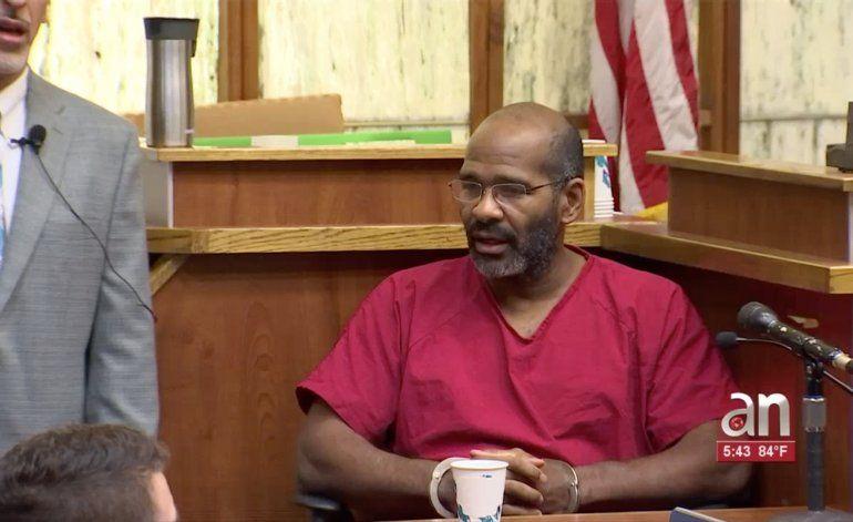 Testificael exluchadorcubano Ariel Gandulla,  testigo principal del asesinato del amante de la mujer de empresario de Miami