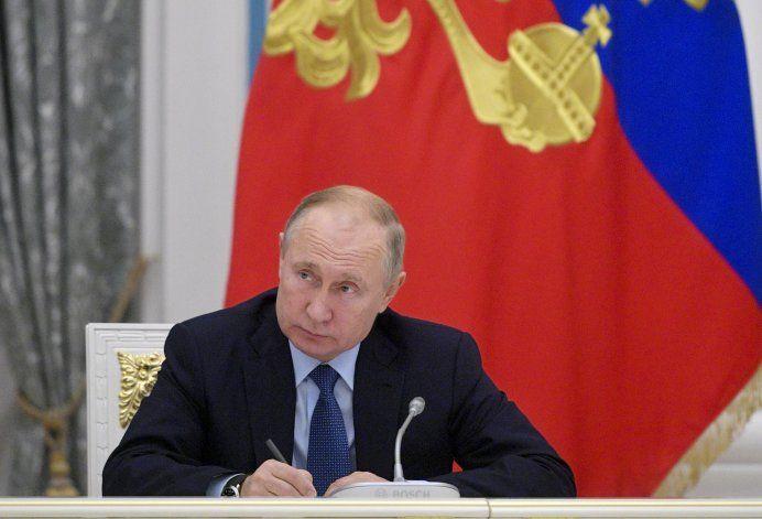 Putin: Nuevas armas protegerán a Rusia sin amenazar a otros
