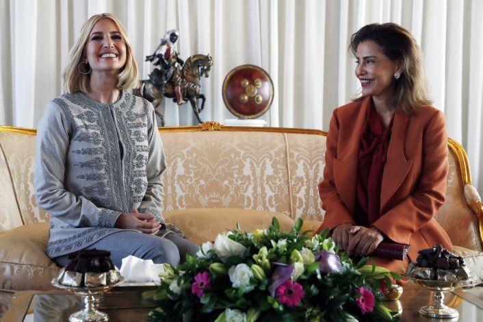 Ivanka Trump inicia visita de tres días a Marruecos