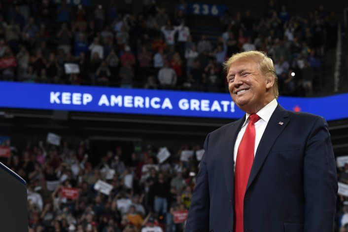 Trump abrirá desfile de Veteranos en NY