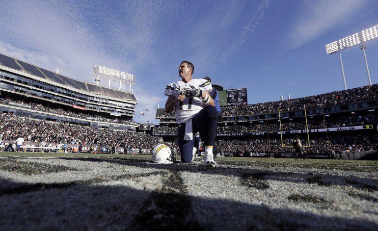 Rivers se prepara para su última visita a Oakland
