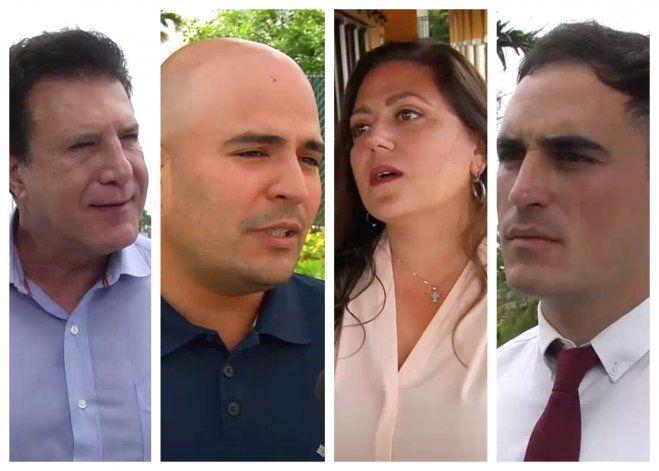 Alcalde deHialeah, Carlos Hernández, amaneció este miércoles con una nueva realidad en la ciudad tras la elección
