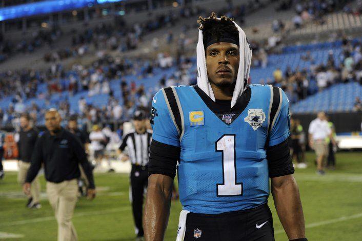 Futuro de Cam será una decisión difícil para Panthers