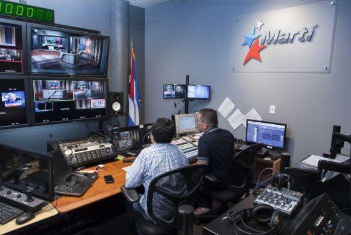 Congresistas por Florida alertan sobre planes de reducción drástica del personal  de Radio y TV Martí