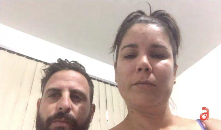 Hablan en exclusiva tras escapar de Cuba, los padres de la bebé fallecida tras ser vacunada