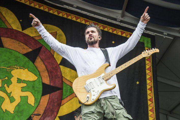 Grandes estrellas honrarán a Juanes como Persona del Año