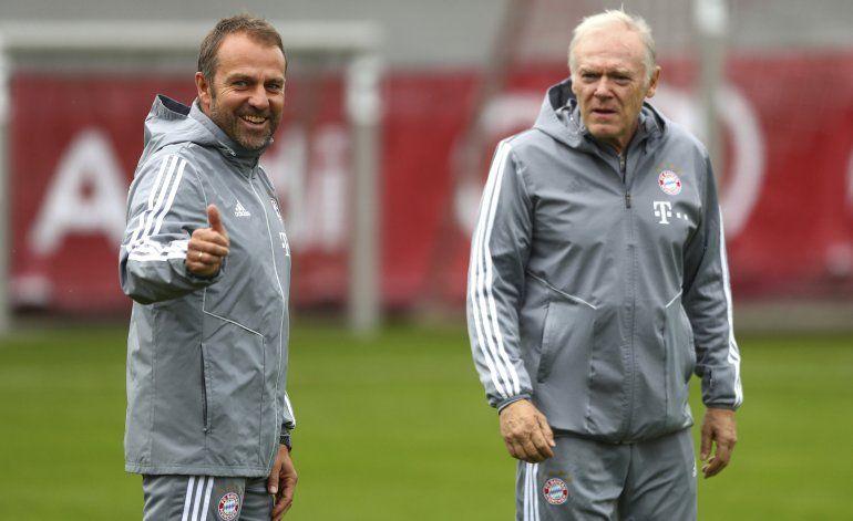 Conjeturas sobre Wenger al Bayern antes del clásico