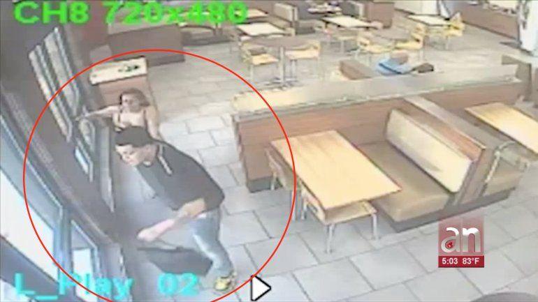 Buscan a una mujer presuntamente secuestrada de un restaurante de comida rápida en Kendall