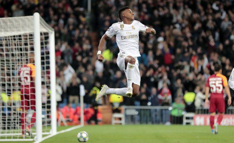 Rodrygo, el prodigio brasileño que cautiva al Real Madrid