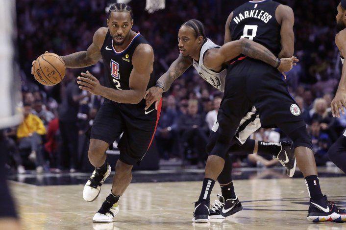 NBA multa a Clippers con 50.000 dólares