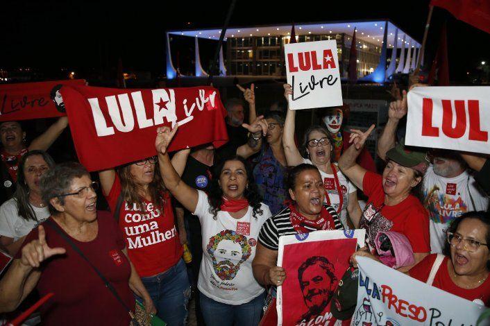 Brasil: Fallo podría significar libertad de Lula da Silva