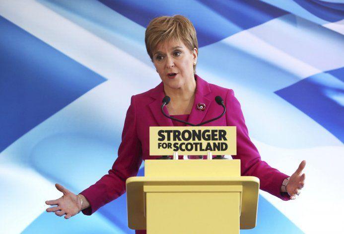 Voto aviva esperanzas de partido escocés independentista