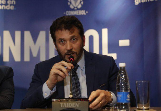 Perú revisará datos de barras para final de Libertadores