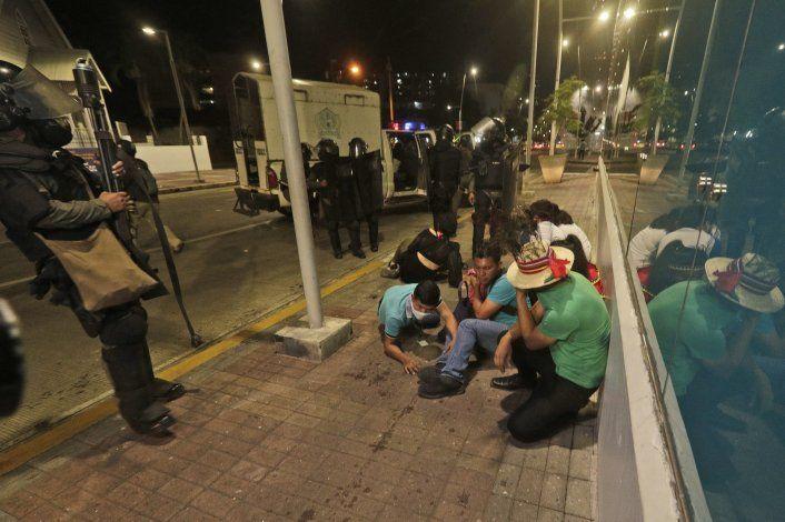 AP Explica: Protestas ante reforma constitucional en Panamá