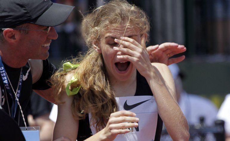 Nike investigará acusaciones de la corredora Mary Cain