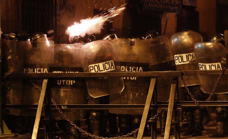 Gobierno de Evo Morales denuncia intento de golpe de Estado