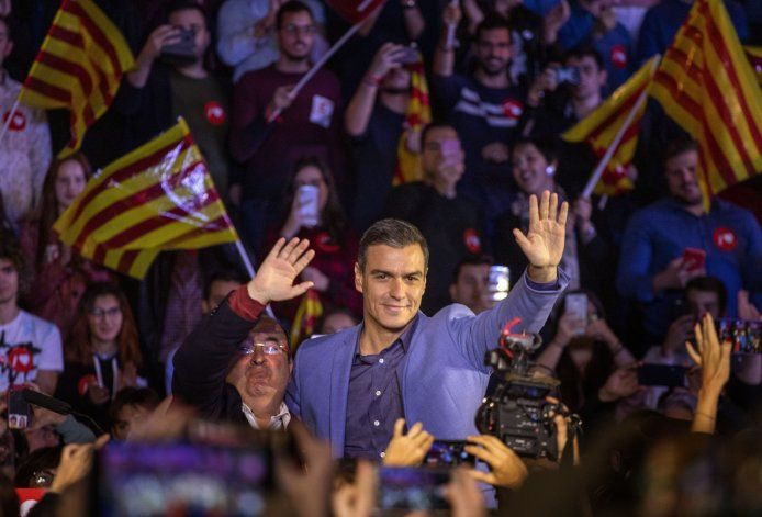 España vota de nuevo, crisis catalana impulsa a ultraderecha