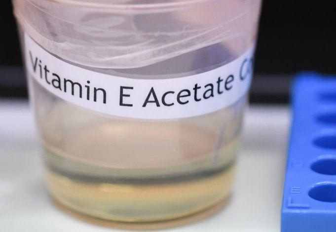 EEUU: Vinculan a acetato de vitamina E con males por vapear