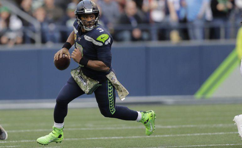 Wilson y Seahawks enfrentan a los 49ers y su gran defensiva
