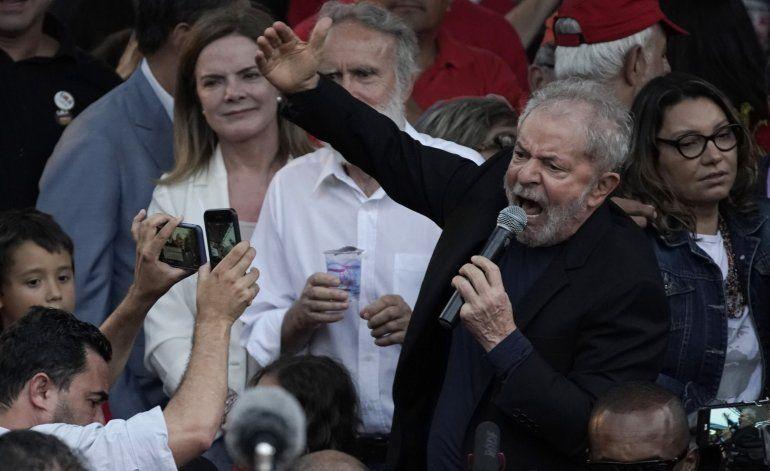 AP EXPLICA: ¿Qué hay detrás del fallo que liberó a Lula?