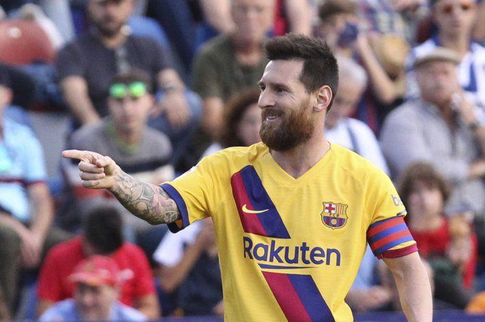 Entrevista AP: Presidente del Barça prepara era post Messi