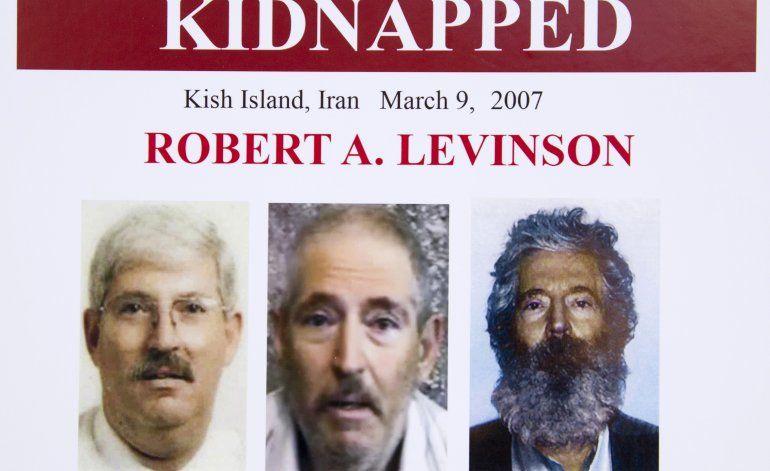 Irán reconoce caso de exagente del FBI desaparecido allí