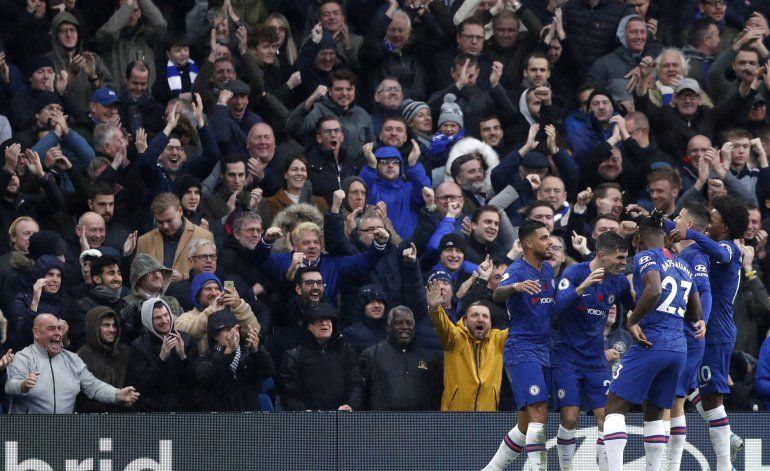 Otro gol de Pulisic para victoria de Chelsea en la Premier