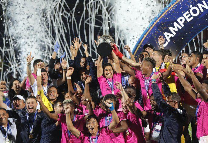 Independiente de Ecuador gana la Sudamericana por 1ra vez