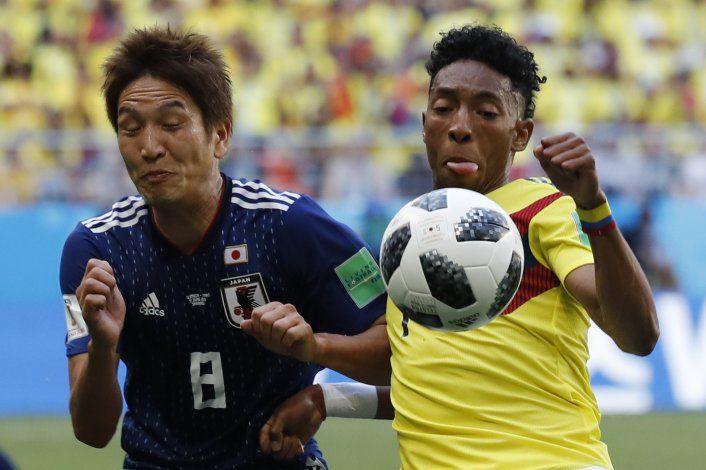 Mojica, excluido de selección de Colombia tras lesionarse