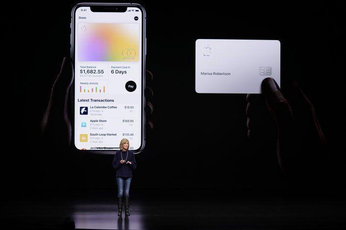 Investigan en NY presunta discriminación de Apple Card