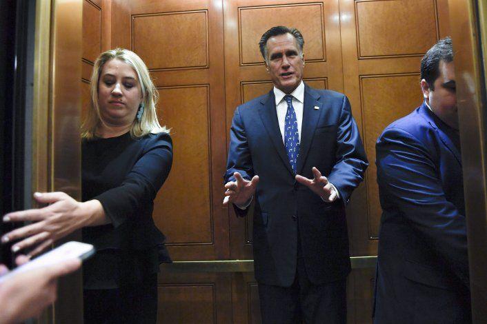 Republicanos, sin argumento unificado en juicio a Trump