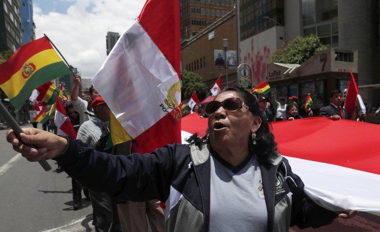 LO ÚLTIMO: Detienen autoridades electorales en Bolivia