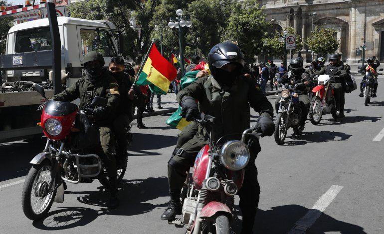 Evo Morales renuncia y deja en el limbo a Bolivia