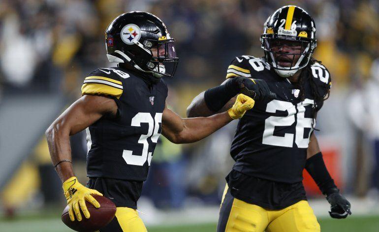 La defensiva de los Steelers sella el triunfo ante los Rams