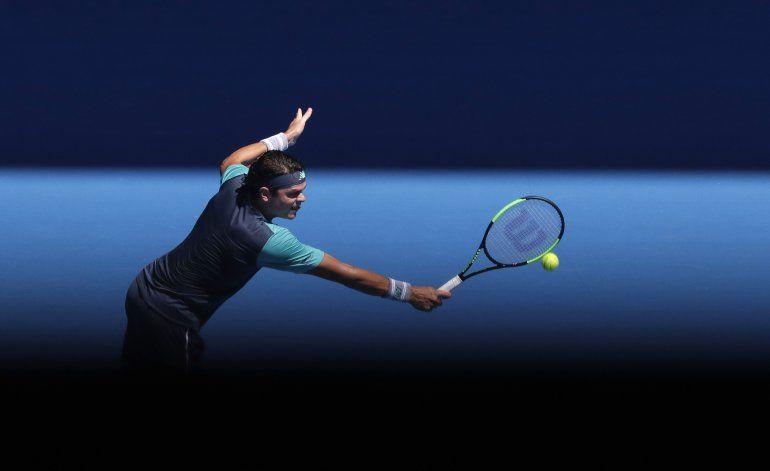 Canadá pierde a Raonic por lesión para finales de Copa Davis