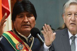 mexico concede asilo al expresidente boliviano evo morales