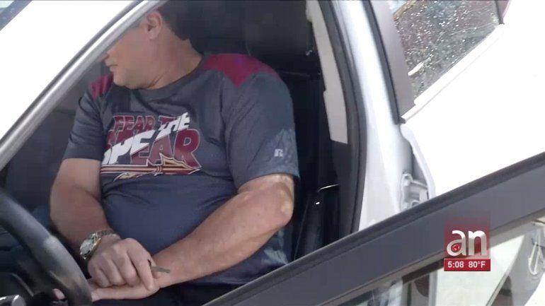Balean a un cubano recién llegado a Miami cuando le intentaban robar su auto