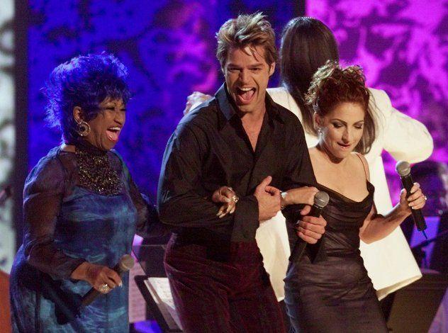 Martin llega al Latin Grammy con nuevo bebé y nueva música