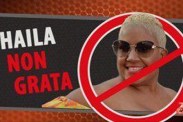 alcalde de miami nombra persona non grata a la cantante cubana haila maria mompie