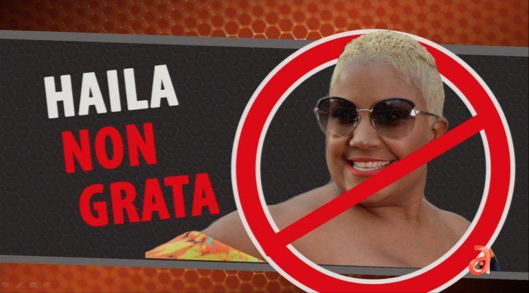 Alcalde de Miami nombra persona non grata a la cantante cubana Haila María Mompié