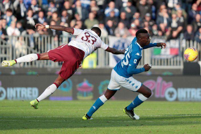 Mancini: Si Balotelli juega en selección es por méritos
